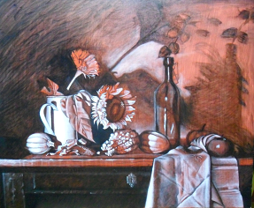 nature-morte-brigitte-antos-medium-maroger-atelier-fontaines-2